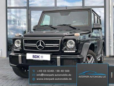 gebraucht Mercedes G63 AMG AMG SPEEDSHIFT PLUS 7G-TRONIC *TotW*AHK*20?