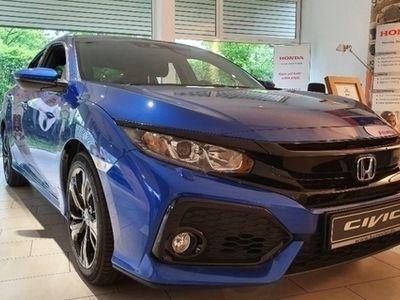 gebraucht Honda Civic 1.0 VTEC Elegance Navi Bluetooth Rückfahrkamera