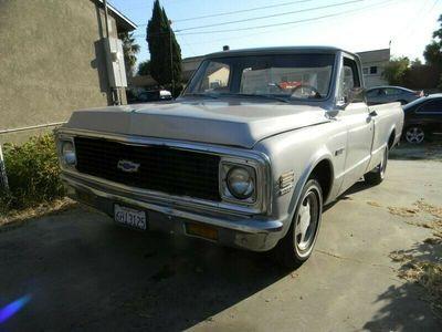 gebraucht Chevrolet C10 Pick UP Truck V 8 Automatik / Servo