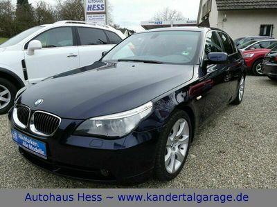 gebraucht BMW 545 Baureihe 5 Lim. i Schaltgetriebe selten !!!