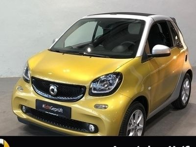 gebraucht Smart ForTwo Cabrio **Sitzheizung/Cool & Audio