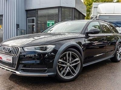 gebraucht Audi A6 Allroad quattro 3.0TDI qu.S-trc EU6 Xen Navi CAM Sitzh Ein