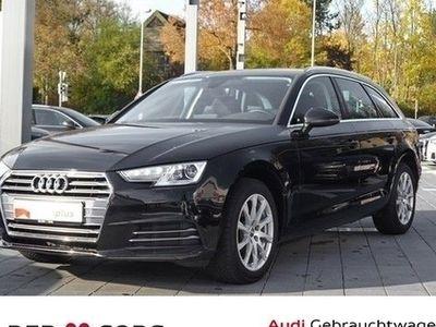 gebraucht Audi A4 Avant 2.0 TDI S tr. sport *NAVI+*XEN+*KLIMA+* Xenon Navi GRA LM