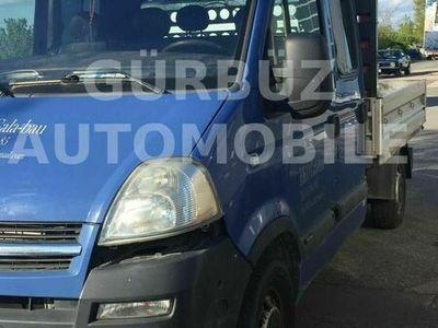 gebraucht Opel Movano Pritsche Pr L2 3,5t~7-SITZER