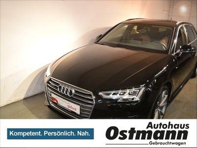 gebraucht Audi A4 Avant Sport 3.0 TDI quattro KAMERA*LED*EUR6