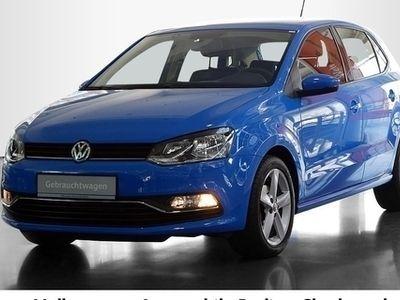 käytetty VW Polo Comfortline BlueMotion Technology 1.4 l TDI 66 kW 90 PS 5-Gang