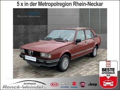 gebraucht Alfa Romeo Giulietta 1.6 -Zulassung mit H-Kennzeich