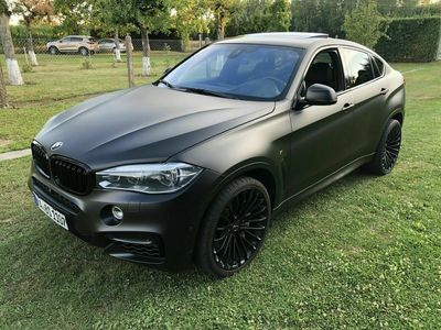 gebraucht BMW X6 M50 D 1 Hand 22 Zoll Felgen! Scheckh... als SUV/Geländewagen/Pickup in Rastatt
