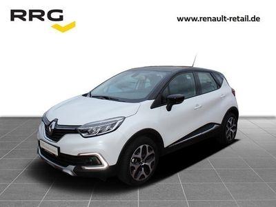 gebraucht Renault Captur TCe 90 Intens Navi + wenig km!!!
