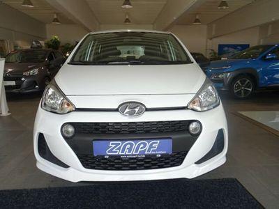gebraucht Hyundai i10 1.0 Select, Klima, Plus-Paket