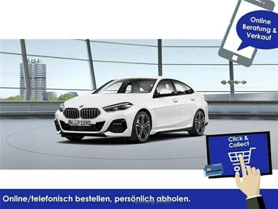 gebraucht BMW 218 i Gran Coupé M Sport Comfort Paket DAB LED