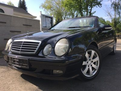 gebraucht Mercedes CLK200 Cabrio Kompressor Final Edition