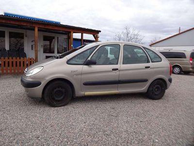 gebraucht Citroën Xsara Picasso 1.8i Exclusive