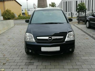 gebraucht Opel Meriva Edition aus 1-Hand nur 65000 Km