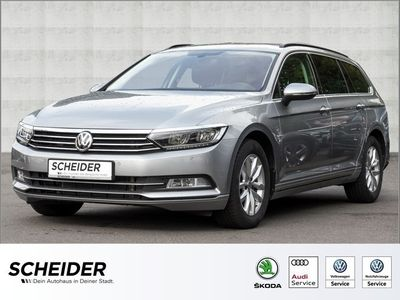 gebraucht VW Passat Variant 1.8 TSI DSG Comfortline Navi LED e-Klappe