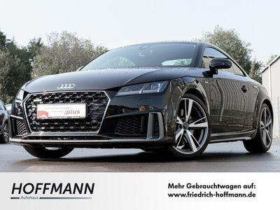 gebraucht Audi TT Coupe TFSI Quattro S-line-MMi-Navi-LED-Leder