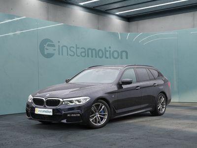 gebraucht BMW 540 540dA Touring xDrive M Sport STANDHZ+PANO+NIGHT+