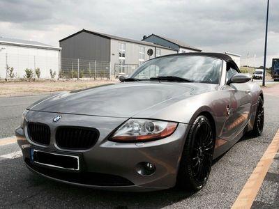 gebraucht BMW Z4 E85 Roadster 3.0i *TÜV neu*Vollausstattung*