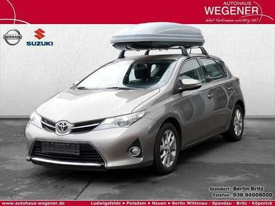 gebraucht Toyota Auris 1.6 VVT-i FSE USB KLIMA RÜCKFAHRKAMERA