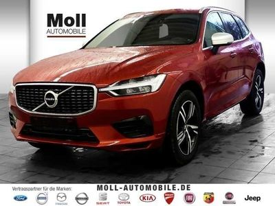 used Volvo XC60 T5 Geartronic R-Design,Navi,LED,Rüka