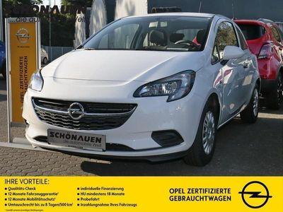 gebraucht Opel Corsa 1.2 SELECTION +COOL&SOUND+CITY-MODUS++
