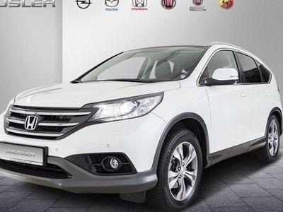 gebraucht Honda CR-V 2.2 Executive 4WD Automatik mit Xenon, Navi und Rü