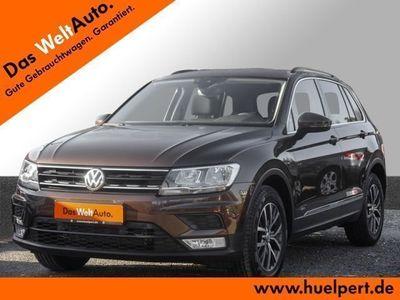 gebraucht VW Tiguan 2.0 TDI Comfortline Navi AHK