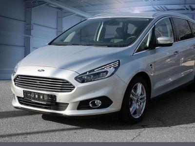 gebraucht Ford S-MAX 2.0 Eco Boost Aut. Start-Stopp Titanium