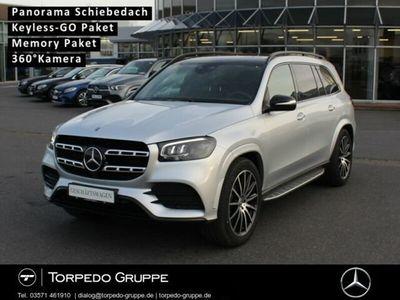 gebraucht Mercedes GLS400 d 4M AMG Line SITZKLIMA+3.SITZREIHE+AHK