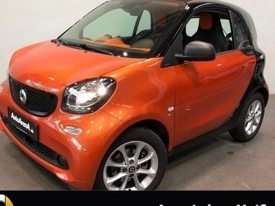 gebraucht Smart ForTwo Electric Drive passion **zero emission