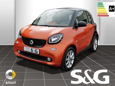 gebraucht Smart ForTwo Electric Drive Passion Navi/Sitzhzg/Pano