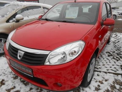 gebraucht Dacia Sandero 1,4 MPI Laureate Fenster el.