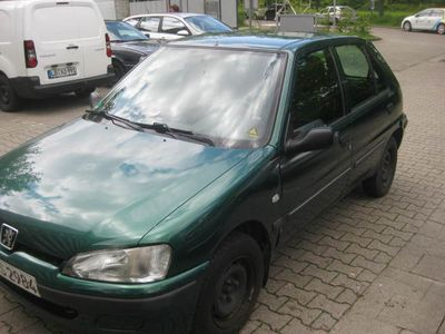 gebraucht Peugeot 106 5Türig selten