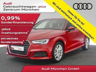 gebraucht Audi A3 Sportback g-tron sport 30 g-tron 96 kW (131 PS) S tronic