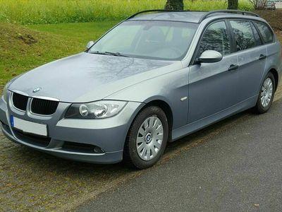 "gebraucht BMW 318 i E91 Touring Benzin Schaltgetriebe ""MO..."