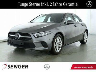 gebraucht Mercedes A200 Progressive+LED+MBUX+Navigation Premium Fahrzeuge kaufen und verkaufen