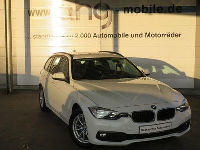gebraucht BMW 318 d Touring Advantage LM PDC Sitzhzg. Vorn