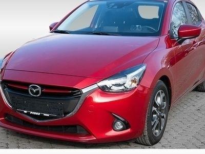 gebraucht Mazda 2 Skyactiv G 115 Sports-Line HUD PDC SHZ NAVI