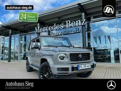 gebraucht Mercedes G500 AMG+Comand+360+Wide+Burm+Distr+AHK+LED+SHZ als SUV/Geländewagen/Pickup in Minden