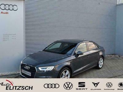 gebraucht Audi A3 Limousine 2.0 TDI LED Navi Sportfahrw Klimaautomatik