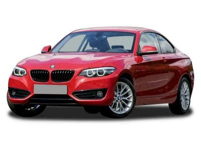 gebraucht BMW 220 i Coupι Sport Line DAB WLAN Navi Prof. AHK -
