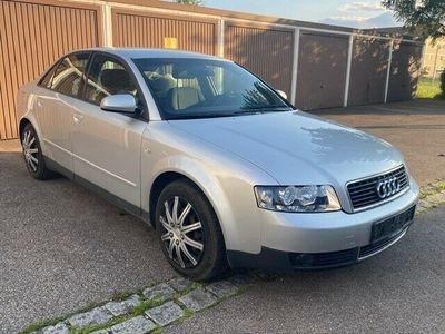 gebraucht Audi A4 2.4 Aut. Euro 4 TÜV 10/2020 Klima VB