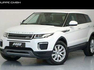 gebraucht Land Rover Range Rover evoque TD4 SE SUV (Navi Xenon Kamera