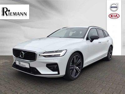 gebraucht Volvo V60 T6 AWD Geartronic R-Design + Sensus Connect, Neuwagen, bei Autohaus Riemann e.K.