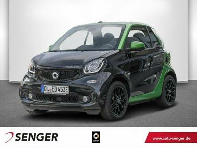 used Smart ForTwo Electric Drive cabrio cool&media LED&Sens
