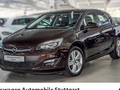 gebraucht Opel Astra 1.4 Turbo Style ecoFlex SHZ PDC