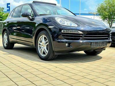 gebraucht Porsche Cayenne Diesel 3,0 Burmester PASM Panorama SHZ