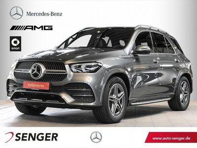 gebraucht Mercedes GLE350 d 4M *AMG*Multibeam*Distronic*Panorama*