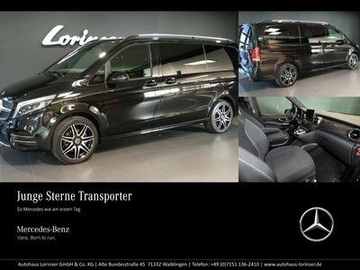 gebraucht Mercedes V250 d L 4Matic Edition AMG/AHK/NAVI/STHZ/LED