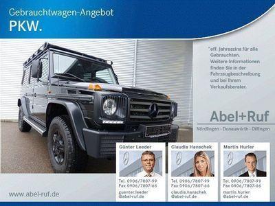 gebraucht Mercedes G350 d SW lang Professional